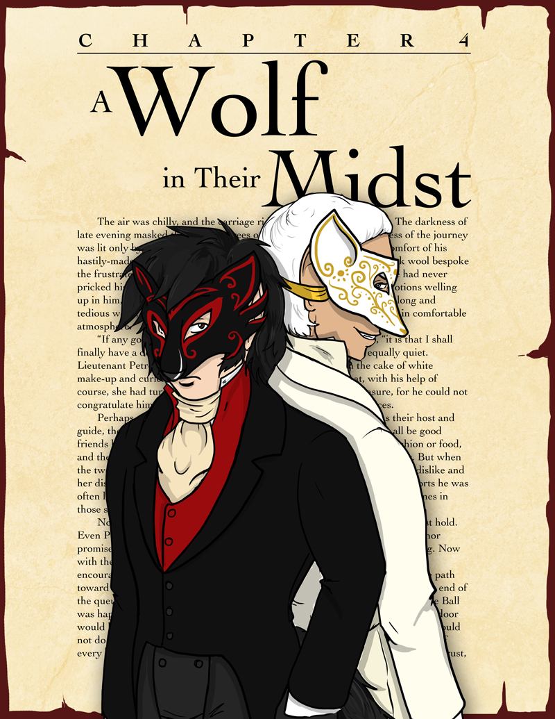 Chapter 4- A Wolf in Their Midst